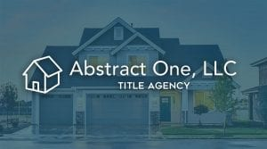 Abstract One House Logo